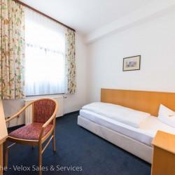 Einzelzimmer Hotel Gemmer